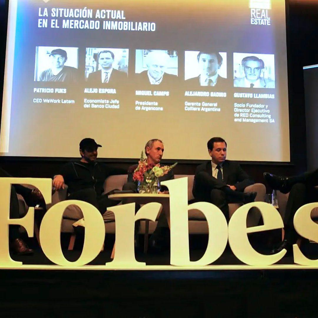 Eventos Revista Forbes