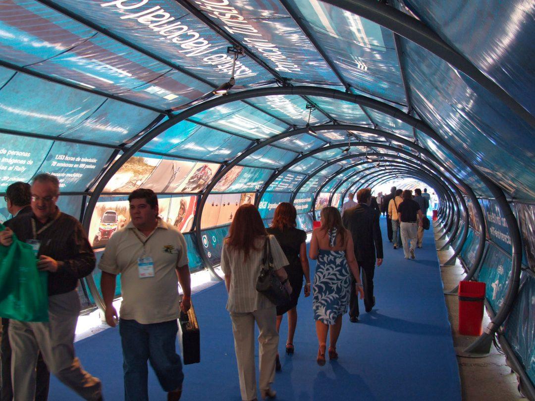 Túnel Feria Internacional de Turismo