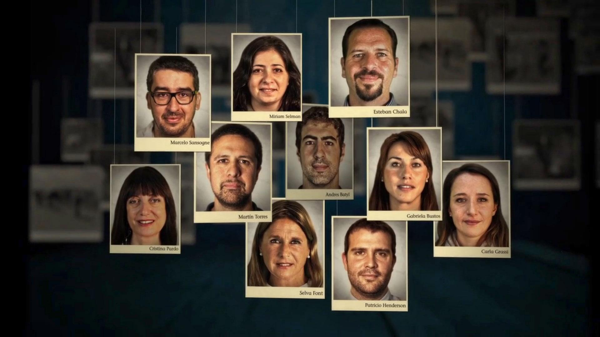 Cascos Blancos Historias de Voluntarios