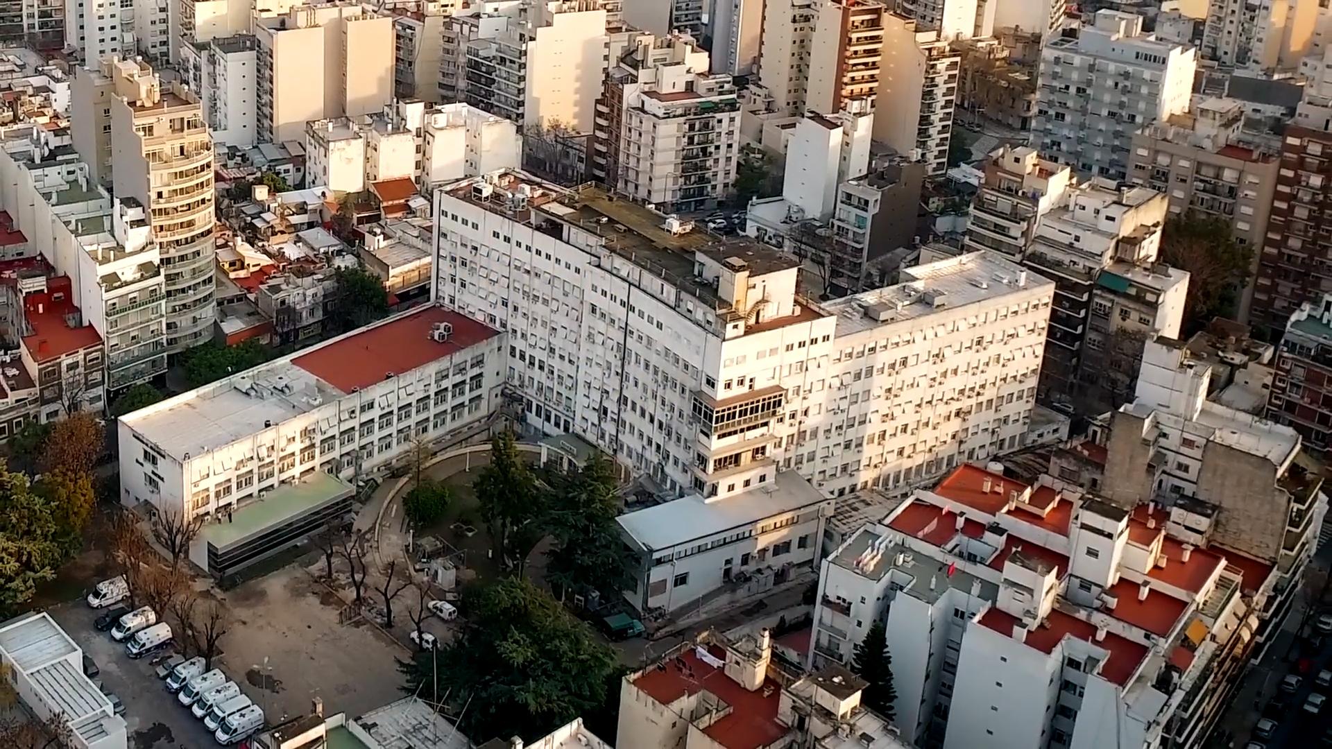 Sanatorio Méndez Diagnóstico por Imágenes