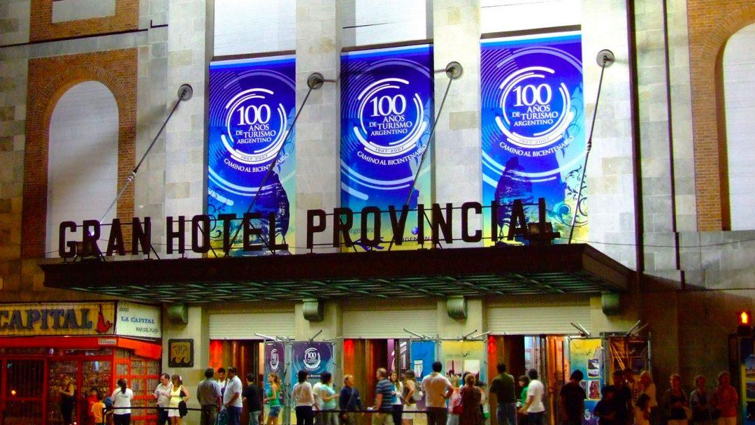 Evento 100 años de Turismo